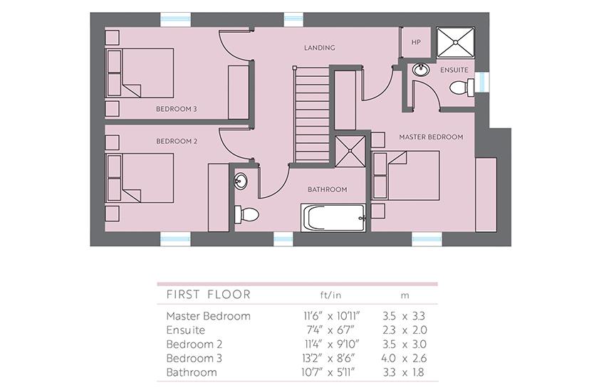 Dawsons Hills-First Floor-1